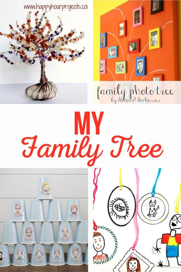 Family-Tree-Crafts