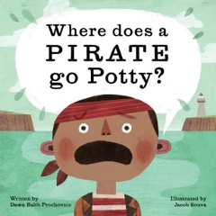 Where Does a Pirate Go Potty 9781513262406_fc