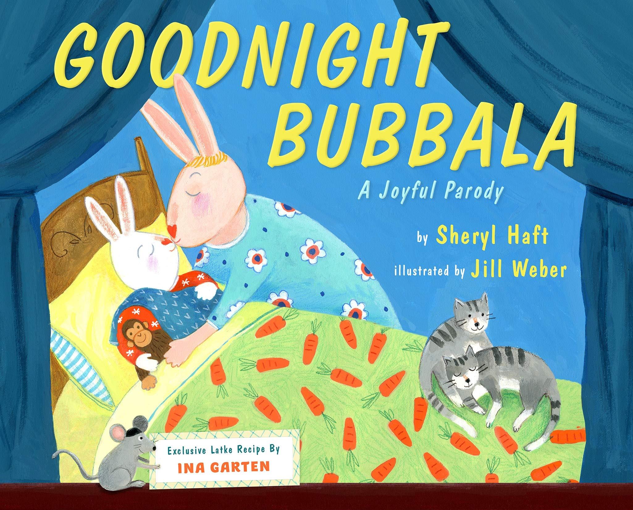 Goodnight bubbala cover