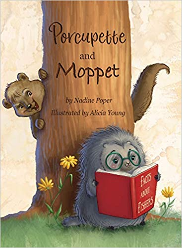 porqupette and moppet