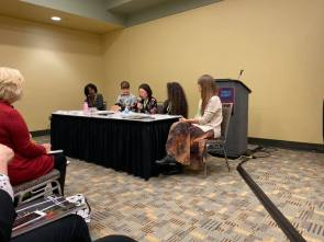 Our panel at the NCTE in Baltimore