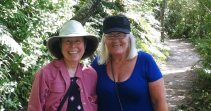 Diane Tulloch showed me the most beautiful places in New Zealand