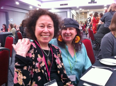 It was wonderful getting to meet the lovely Mira Reisberg at the Australia SCBWI conference