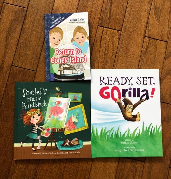 Melissa Stoller books