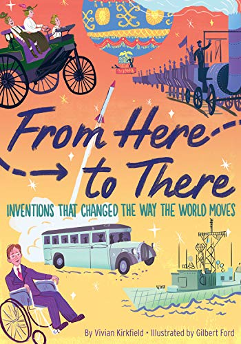 From Here to There Inventions cover