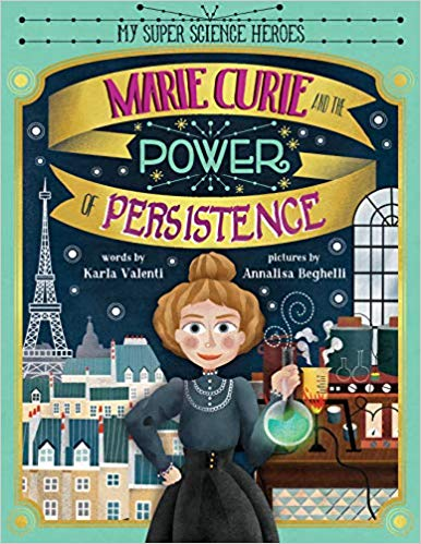 Karla madame curie cover