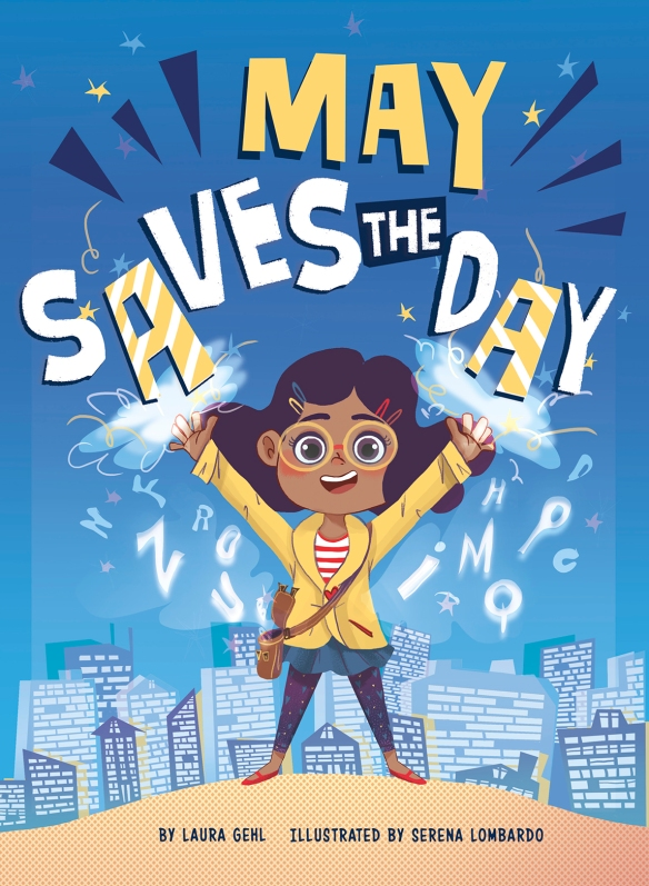 May Saves the Day cover