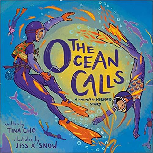ocean calls tina cho