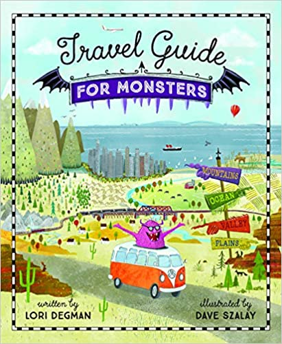 Travel Guide for Monsters