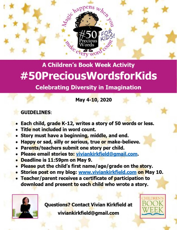 50PreciousWordsforKids flyer 2020revised3b1024_1