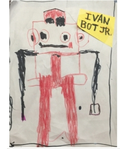 Ivan Bot Jr illustration from Ralphie Congdon