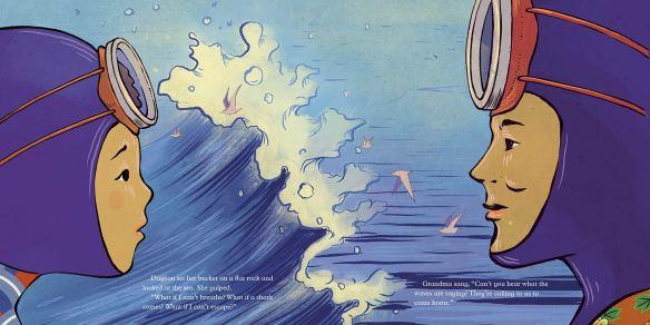 OCEAN CALLS INSIDE 2