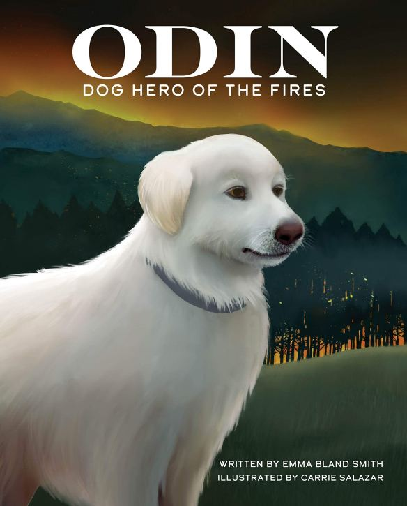 odin dog of fire